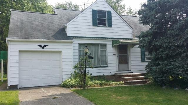 house for rent in 186 talbot drive bedford oh