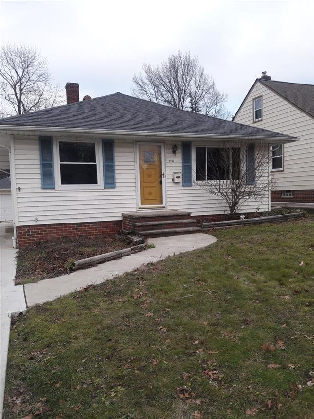 house for rent in 4921 east 93rd street garfield heights oh